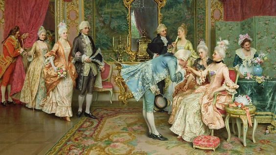 Melvyn Bragg and guests discuss  the 18th century obsession with taste.