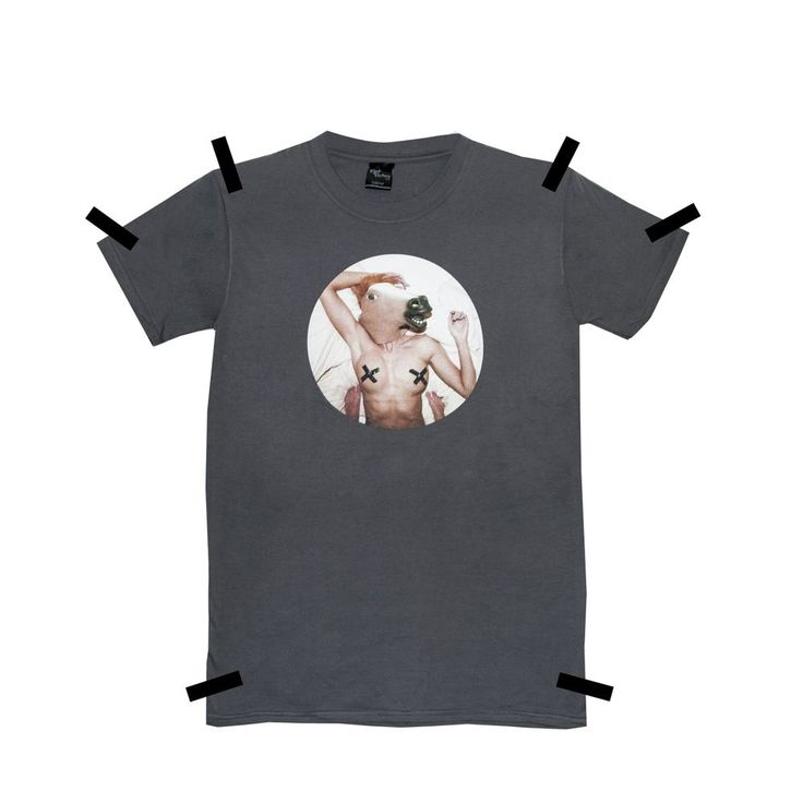 THE HORSE TEE CHARCOAL via Meat Factory Clothing. Click on the image to see more!