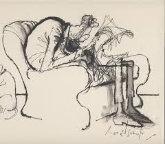 Image result for how often did ronald searle draw?