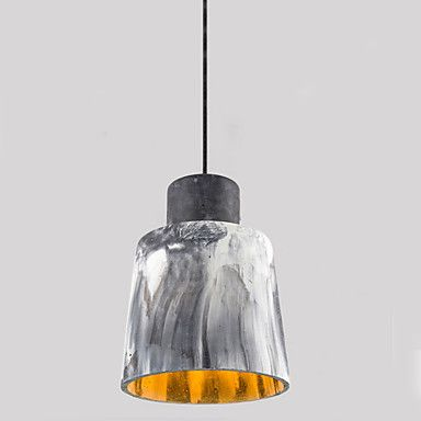 40W Pendant Light ,  Traditional/Classic Painting Feature for Mini Style Wood/BambooLiving Room / Bedroom / Dining Room / Study – AUD $ 191.38