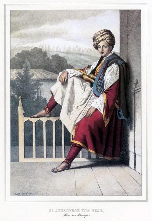 Ακόλουθος του Βελή, Πασά της Θεσσαλίας