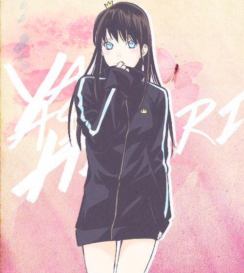 Noragami | Yato x Iki Hiyori | OTP | Anime | Fanart | SailorMeowMeow