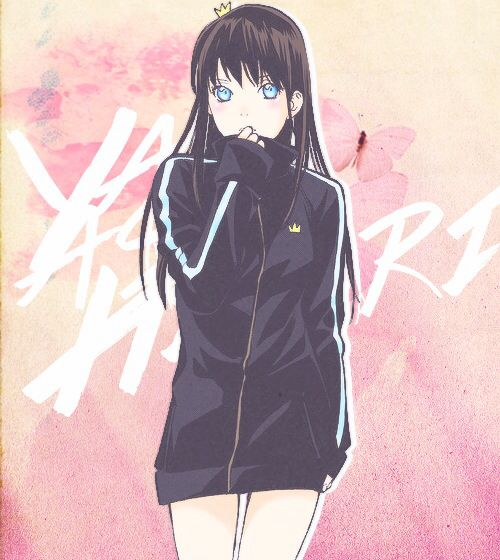 Yato as Hiyori | Noragami