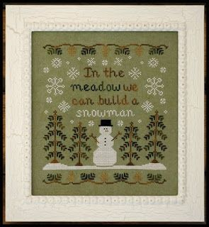 COUNTRY COTTAGE NEEDLEWORKS: In the Meadow