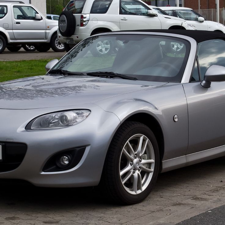 Miata Mx5 Fresh File Mazda Mx 5 Roadster Iii Facelift