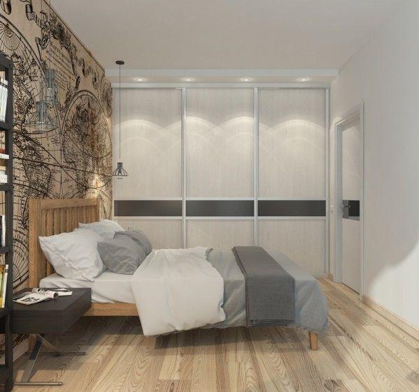 5 Apartment Designs Under 500 Square Feet Grey Brown