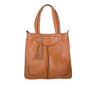 Gionni Tan Shopper Accessory Bag