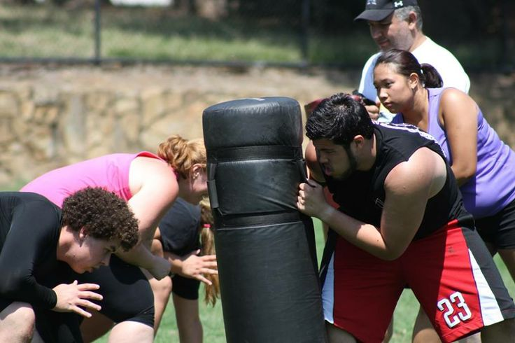 ACT - Back to Basics Gridiron Fundamentals Camps (23 February 2014)