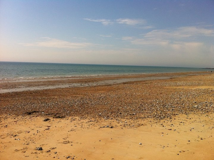 Thorpeness Beach, Suffolk- fabulous ...was here on Wednesday...just me my bloke and my dogs.