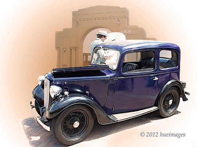 Austin 7 Ruby (1936)