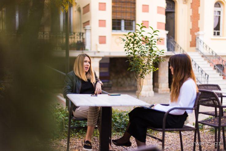 Συνέντευξη για το Open House Thessaloniki - Συνέντευξη: Θεανώ Τσονωνά - Φωτογραφίες: Μάκης Σεμερτζίδης