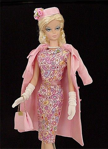 Silkstone ooak fashion pink