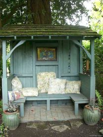 Inspiring garden shed ideas you can afford 50