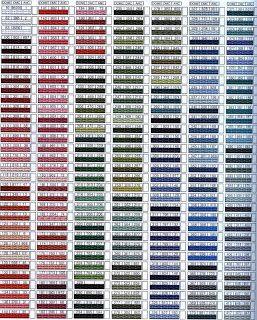 ♥Meus Gráficos De Ponto Cruz♥: Tabelas de Conversão de Linhas