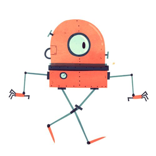Bot's - James Lancett | Animation & Illustration