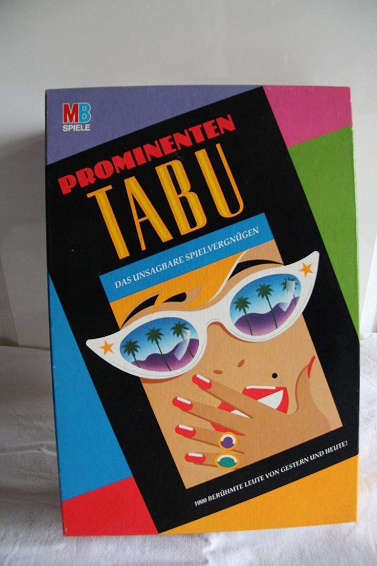 Der Spielzeugtester hat das MB Spiele 14006100 – Prominenten Tabu angeschaut u… – Spielzeugtester