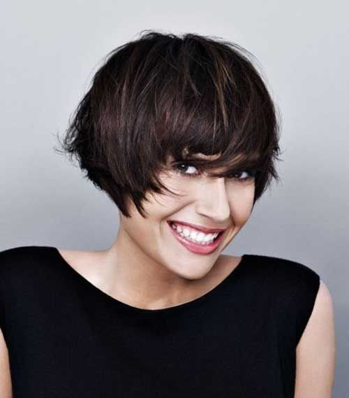 30 Cute Short Haircuts for Asian Girls 2018  Chic Short
