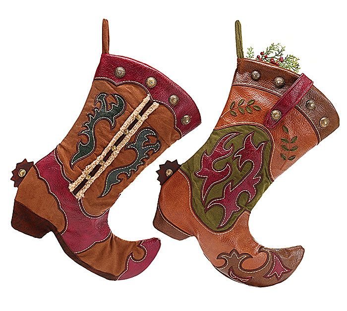 Decorate with these cowboy boots! #burtonandburton #cowboys #cowgirls #boots