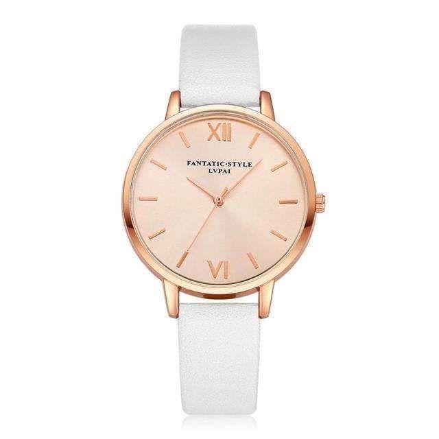 Fashion Watches Women Quartz Wristwatch Clock Ladies Dress Gift Watches 9 Col Case . Free shipping worldwide.