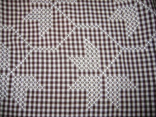 Chicken Scratch Embroidery Patterns