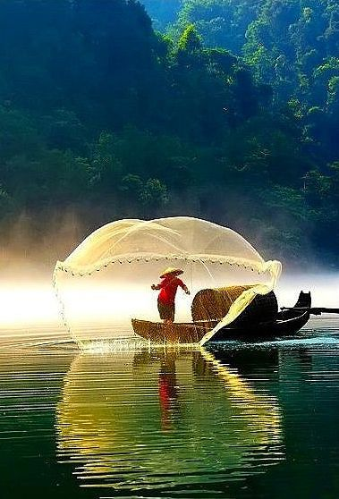 Chinese #fisherman. www.goachi.com