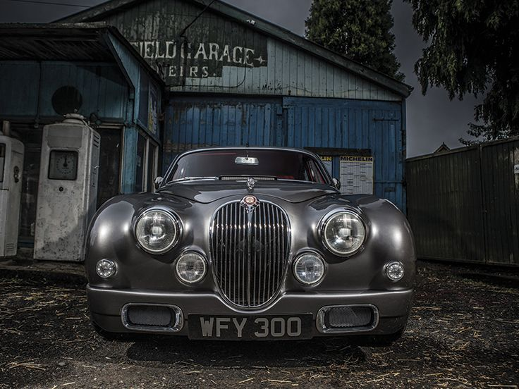 New Jaguar MKII, Motor Cars Limited