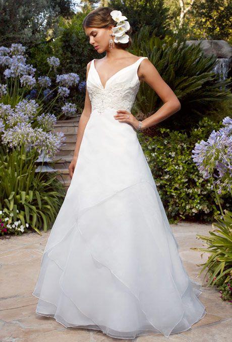44 best Wedding gown styles images on Pinterest Wedding dressses
