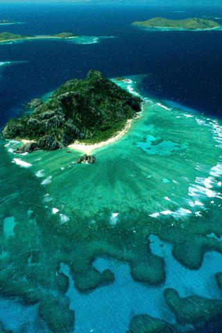 Melanesia, Fiji Island