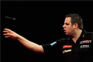 Adrian Lewis is still searching for his first Premier League Darts win of the season when he takes on Kevin Painter in Dublin on Thursday.