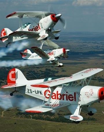 Pitts Special Flight - Johannesburg  R 2400.95