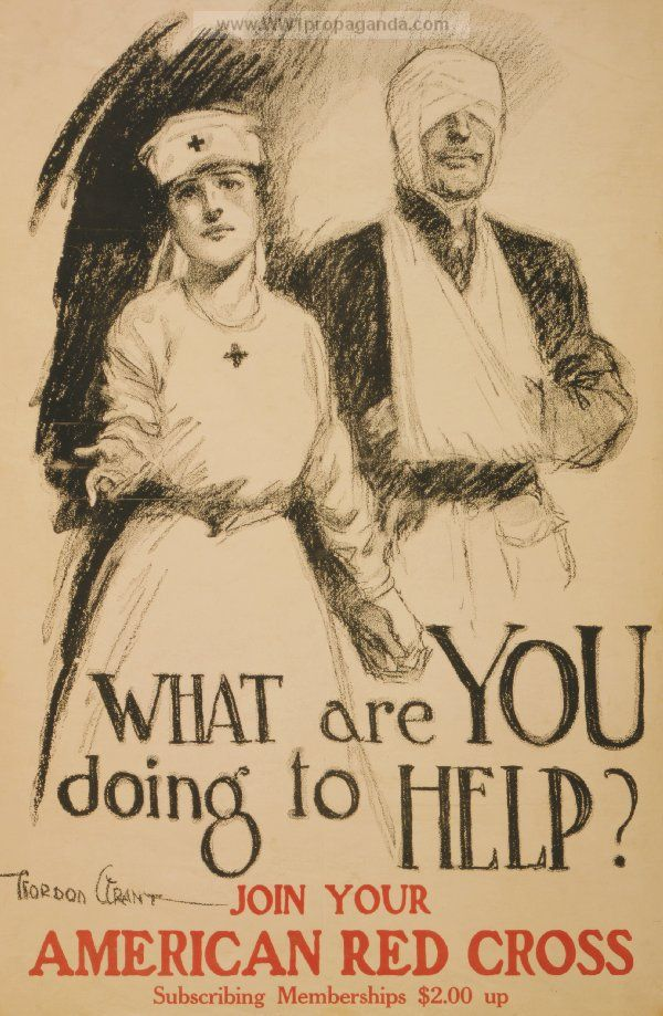 Examples of Propaganda from WW1 | Nurses in WW1 Page 15 ...