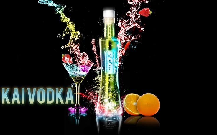 Kai #Vodka
