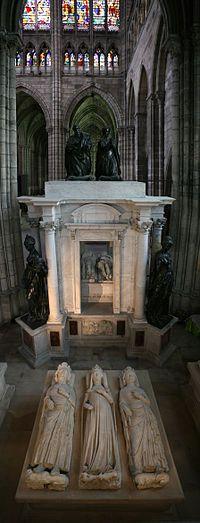 Nécropole royale de la basilique de Saint-Denis — Wikipédia