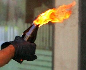 Why some people love Molotov cocktails...wait, what's a Molotov cocktail?