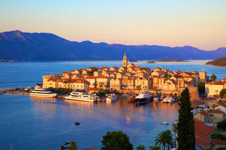 The Dalmatian Coast  Follow the Adriatic coastline to find some of the best beaches and most gorgeous views in Europe. Start in Dubrovnik.