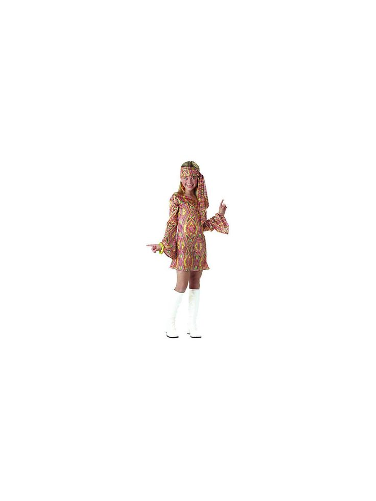 Disco Dolly Kids Costume | Wholesale Disco Costumes for Girls $18.99