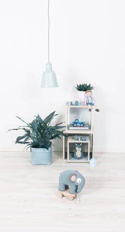 Предметы интерьера для комнаты мальчика от Sebra