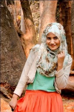 بالستر و الهداية ☺☺♥♥ الحجاب ليس بلف طرحة الرأس بشكل