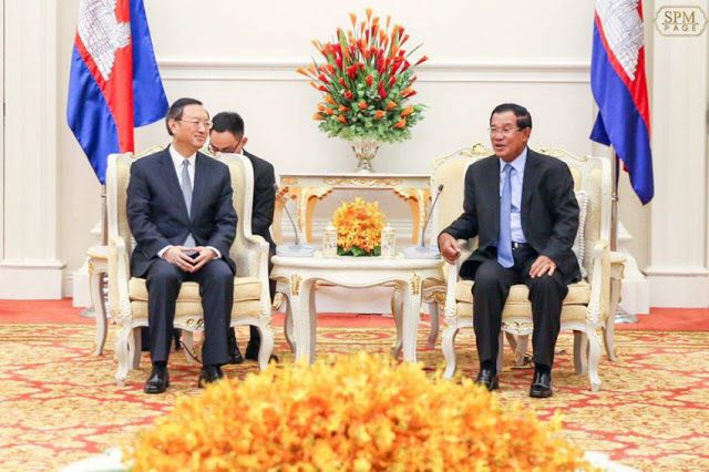 Cambodian Prime Minister Hun Sen assures China of success in elections