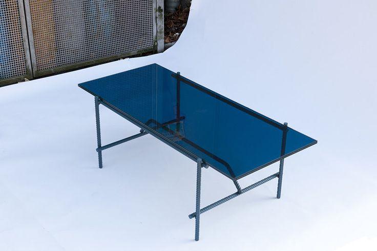 """Glass Table"". (Foto: Krøyer Sætter Lassen)"