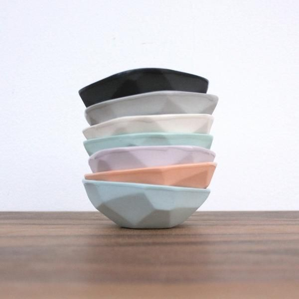 Gem Salt Bowl