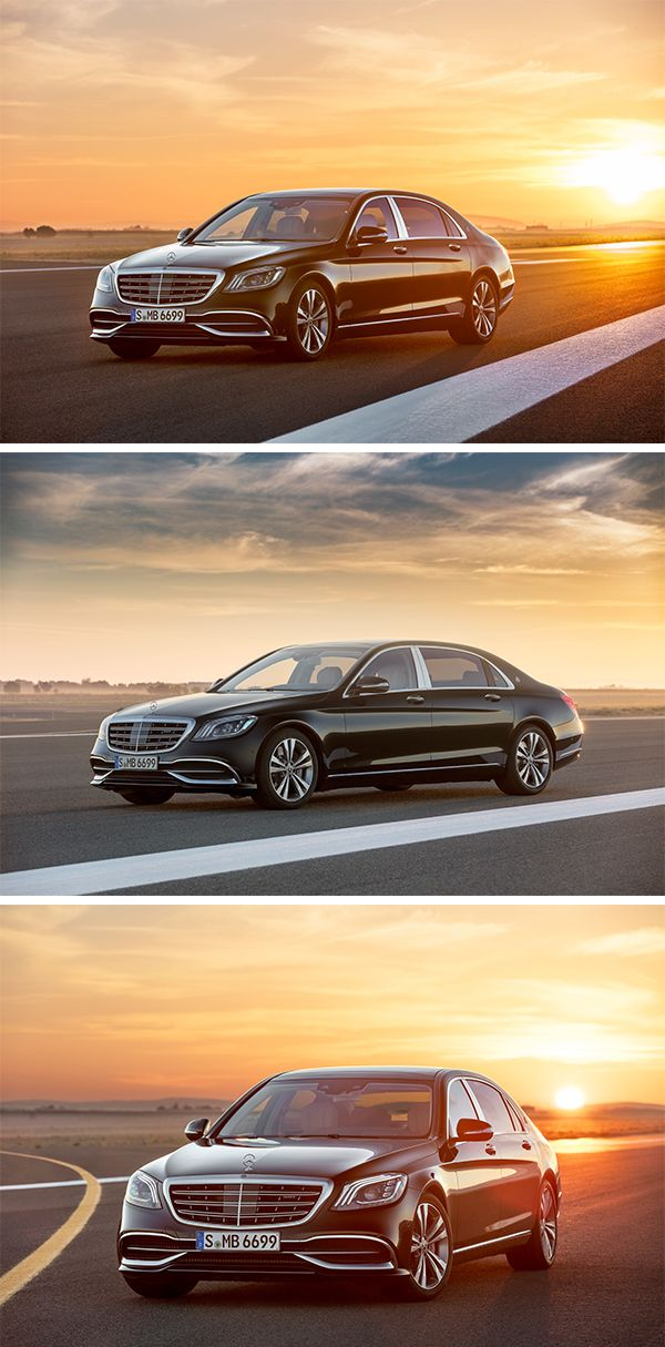 The Mercedes-Benz S-Class embodies a maximum of exclusivity and dynamism.