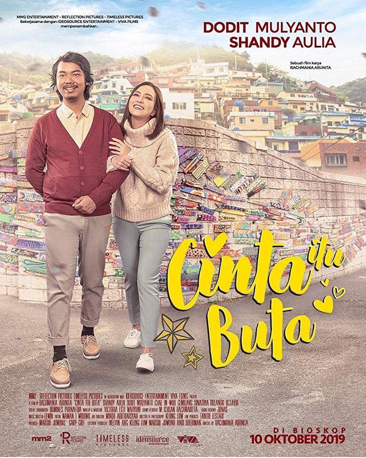 DOWNLOAD FILM Cinta Itu Buta 2019 Komedi romantis