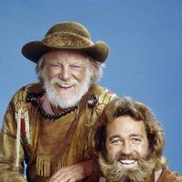 Dan Haggerty and Denver Pyle