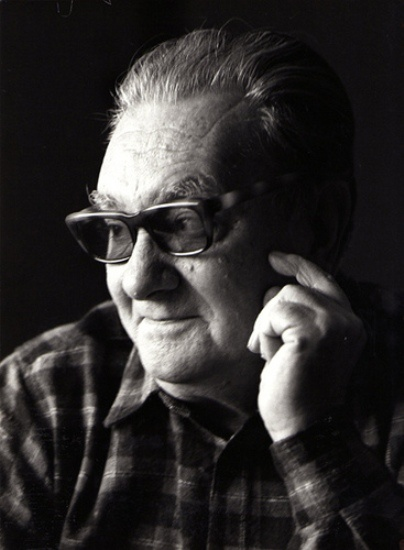 Joan Brossa (Barcelona, 1919 - Barcelona, 1998). Poet, playwright, graphic designer and visual artist.
