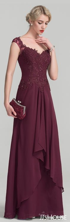 An elegant dress to wear at wedding. #JJsHouse #Mother
