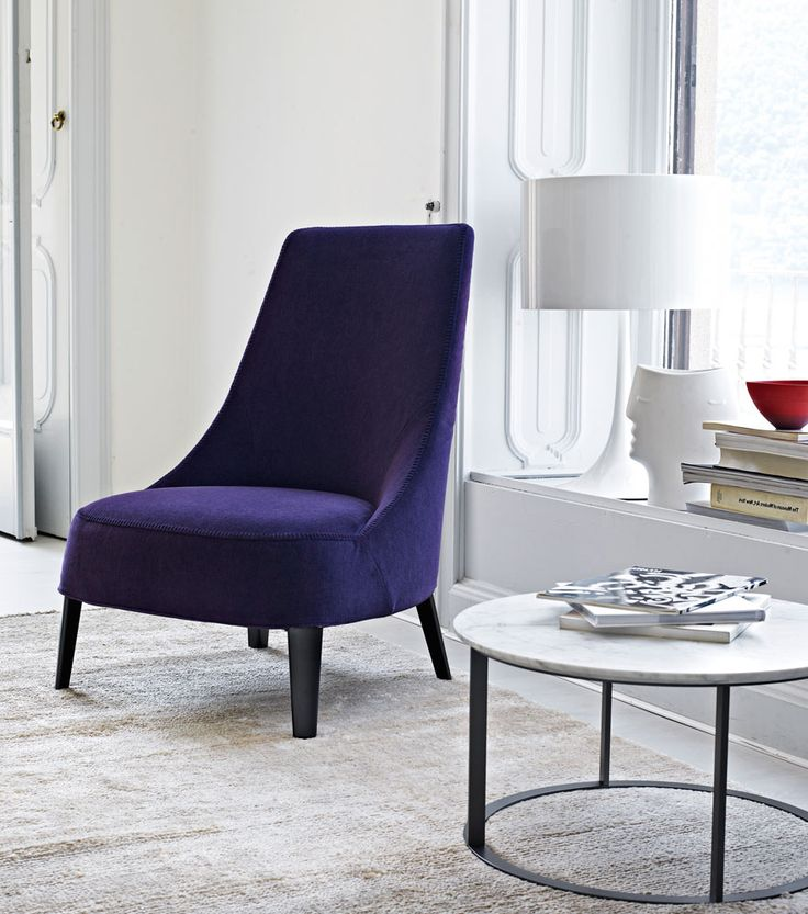 "Armchairs: FEBO - Collection: Maxalto -"" Design: Antonio Citterio"