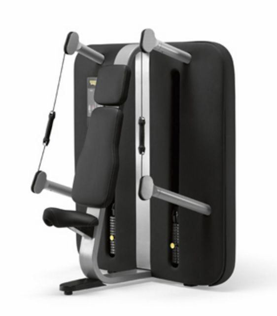 Technogym Kinesis Press Station Sagittal Plane Home Gym Training Equipment