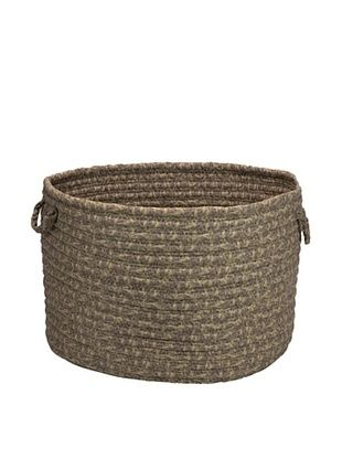 61% OFF Colonial Mills Solid Fabric Print Basket (Clay)