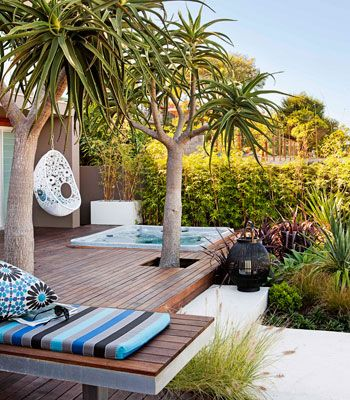 Easy coastal garden makeover